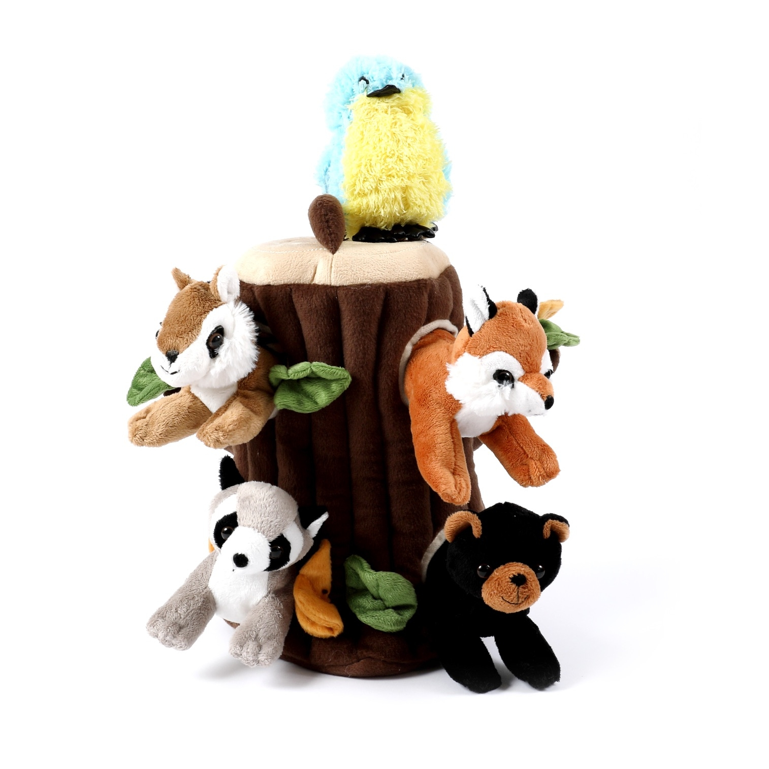 Alternate Plush Treehouse with Friends image 0