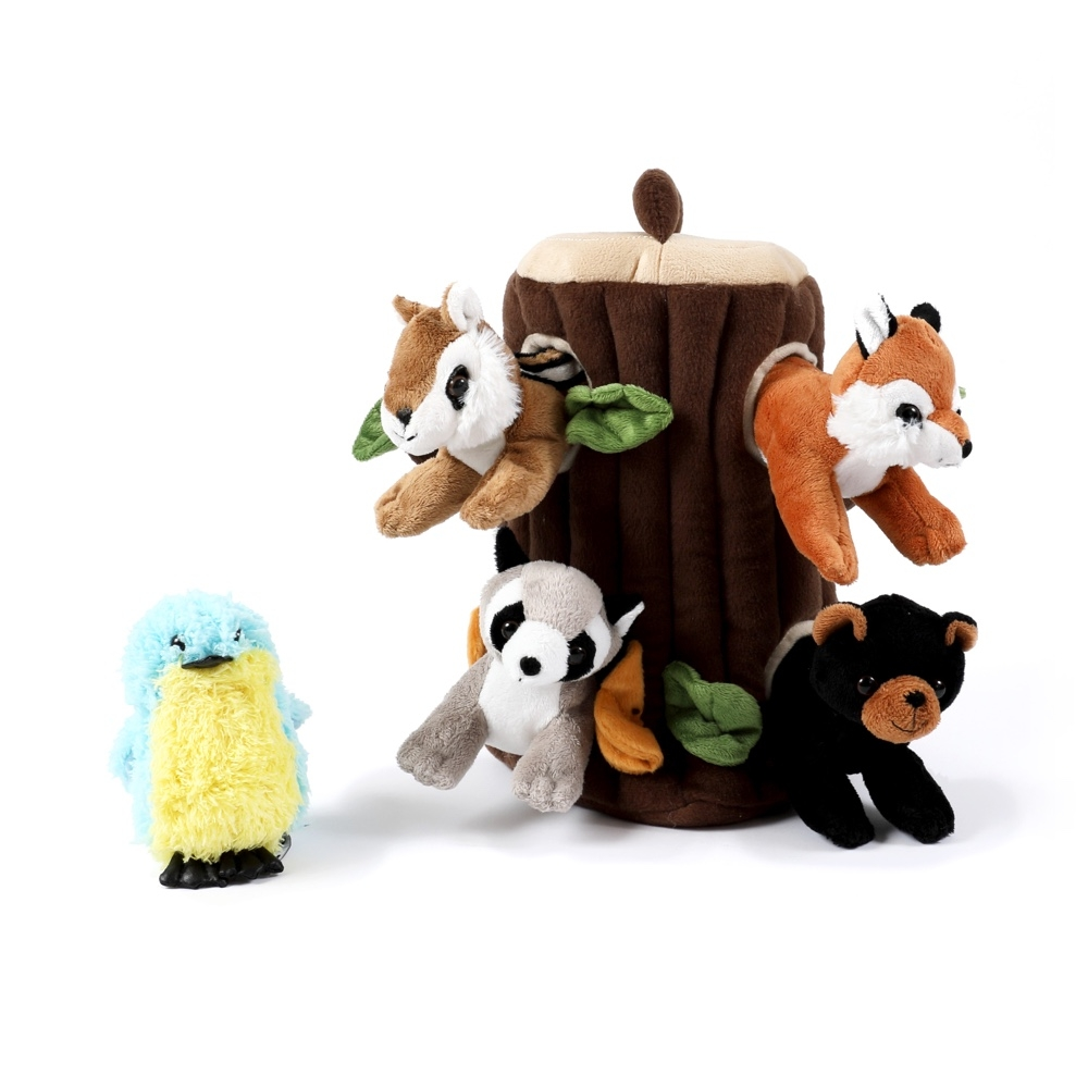 Main Plush Treehouse with Friends image